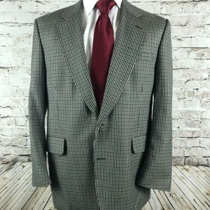 Brooks Brothers Two Button Sport Coat Size 42R